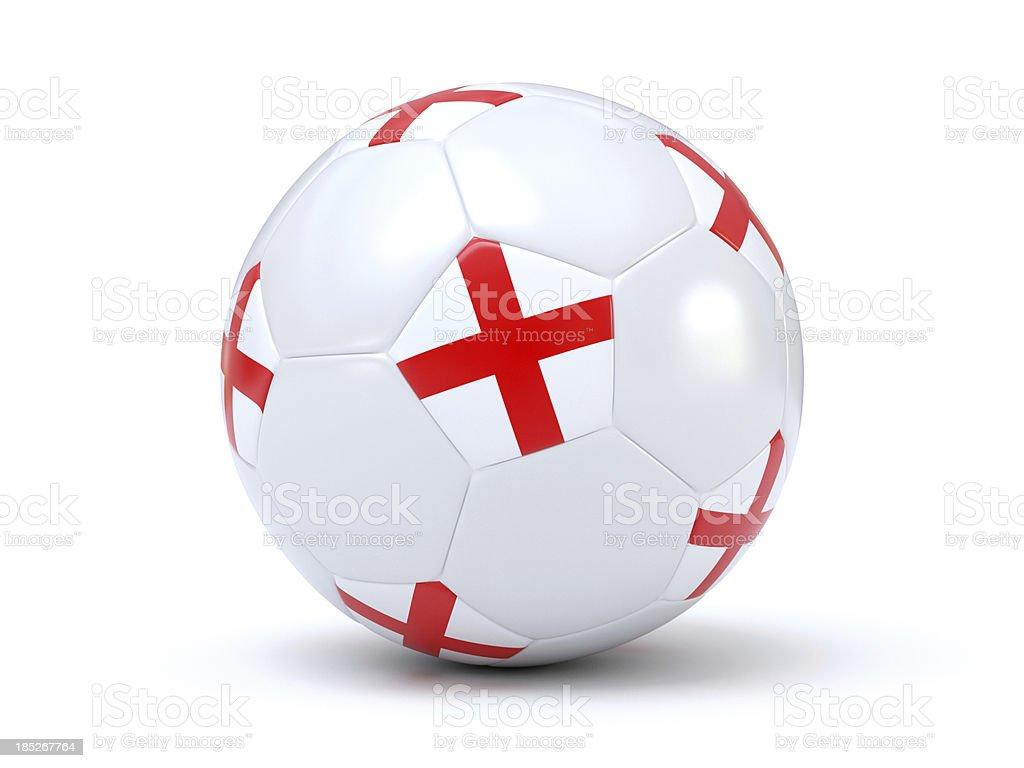 English Soccer royalty-free stock photo