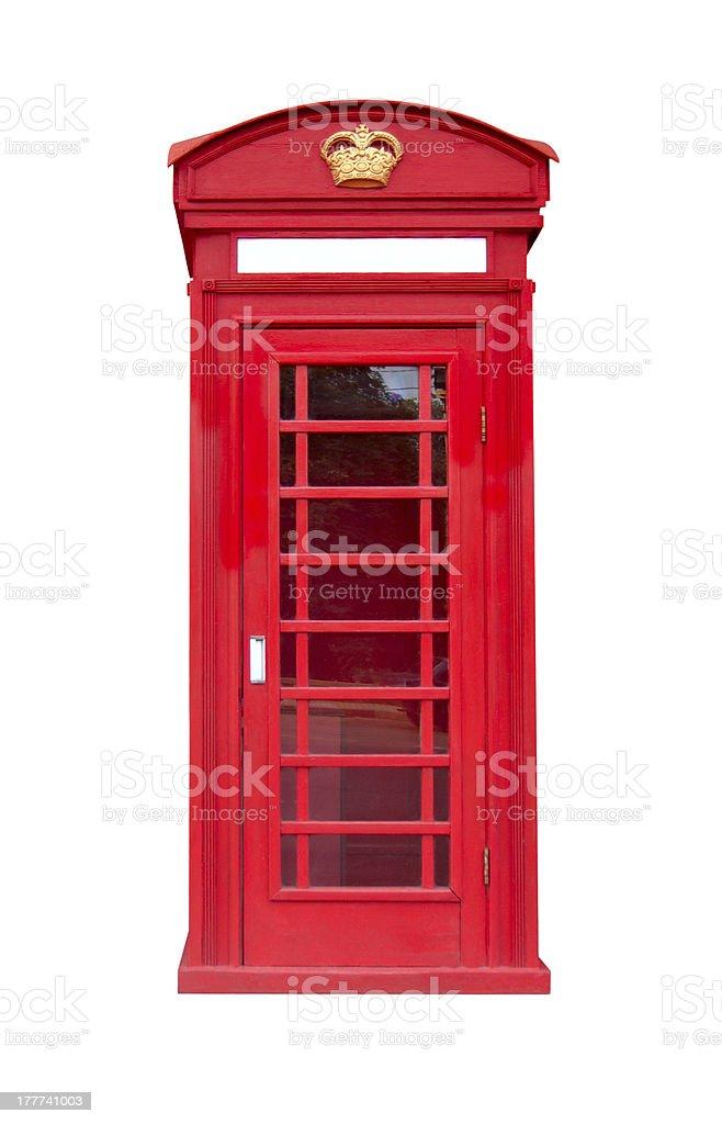 english telephone royalty-free stock photo