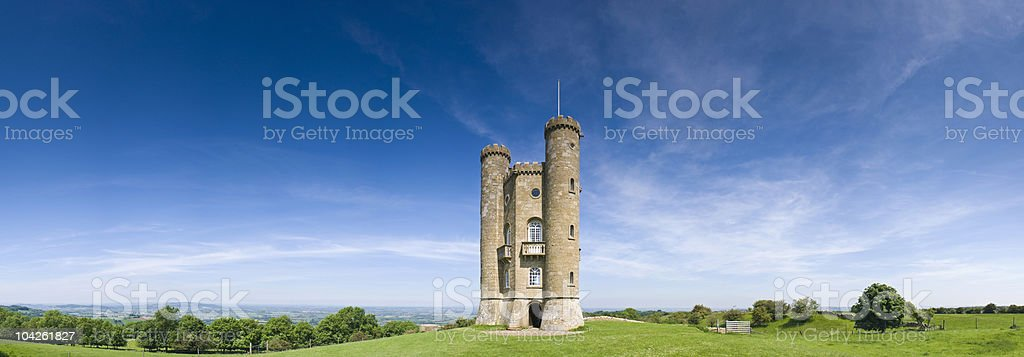 English views royalty-free stock photo