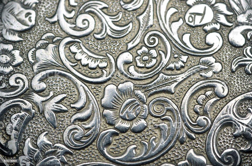 Engraving stock photo
