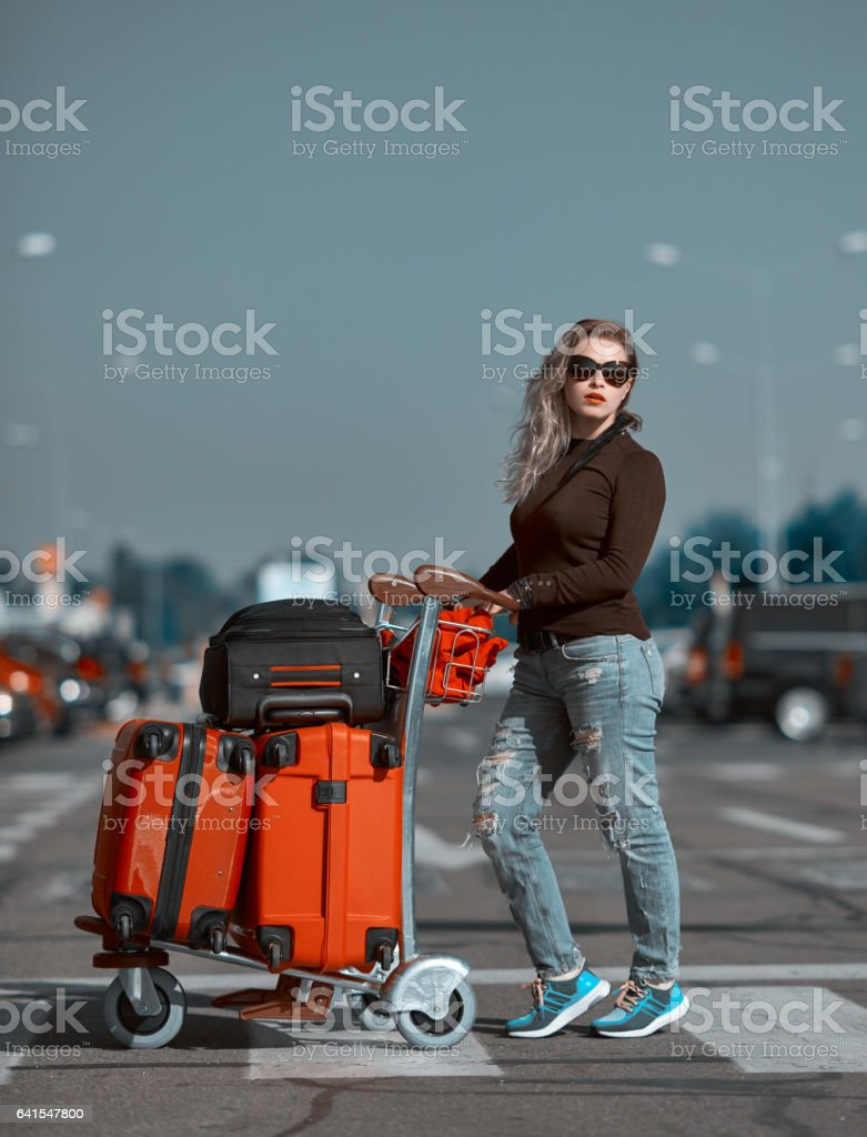 enjoy the journey stock photo