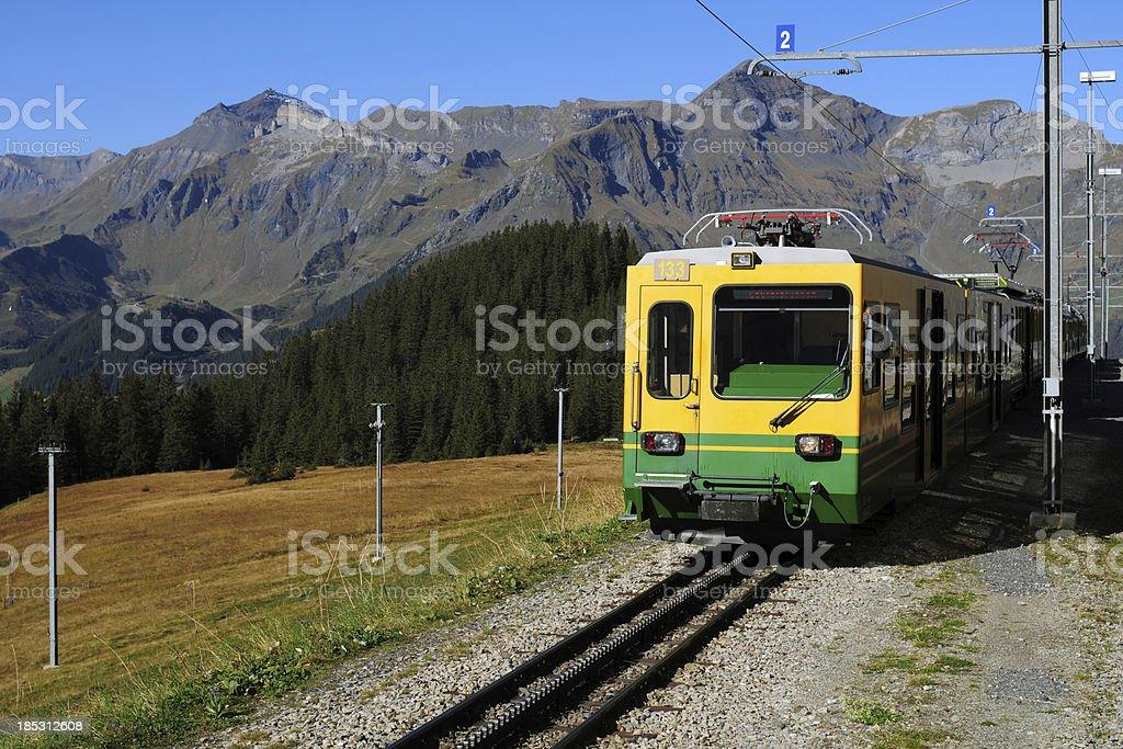 Enjoy Traveling by Train - XLarge stock photo