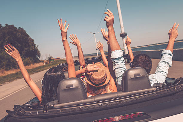 how to plan a girls road trip