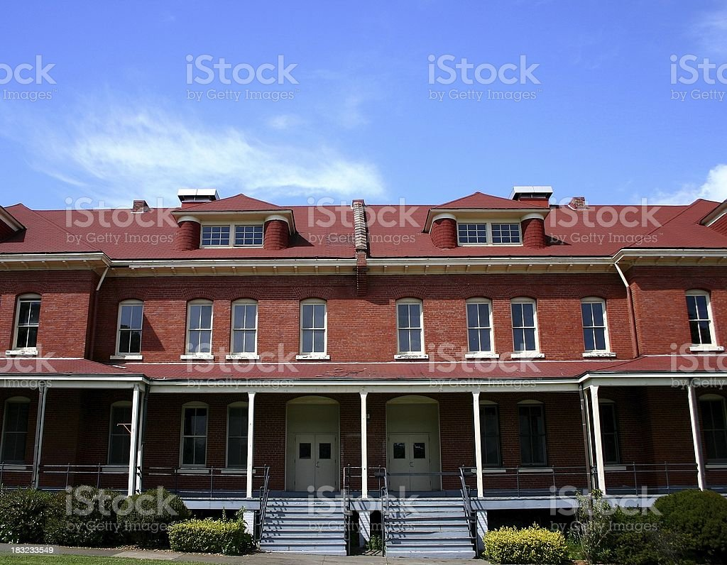 Enlisted Barracks #4 royalty-free stock photo