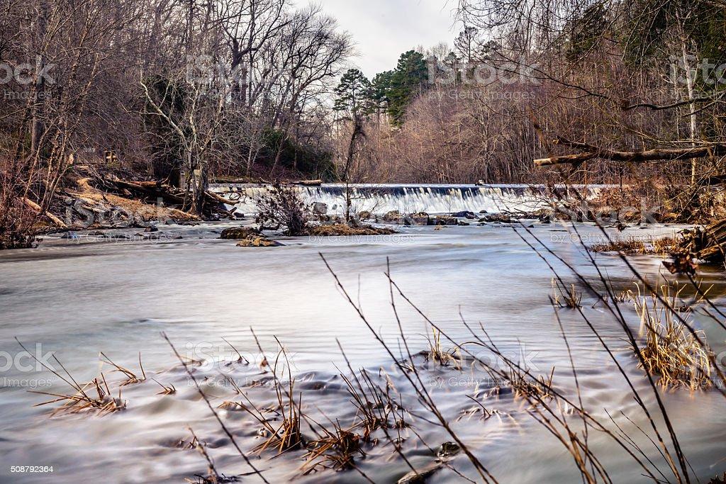 Eno River State Park stock photo