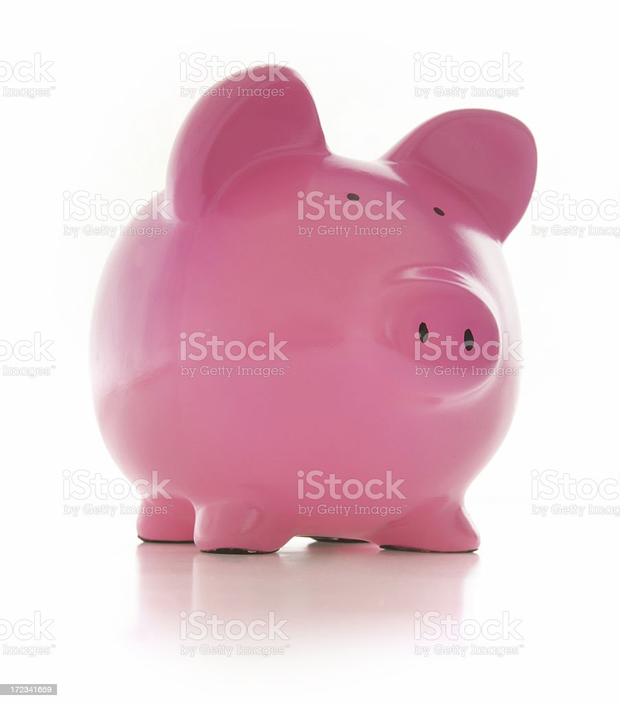 Enormous Savings royalty-free stock photo
