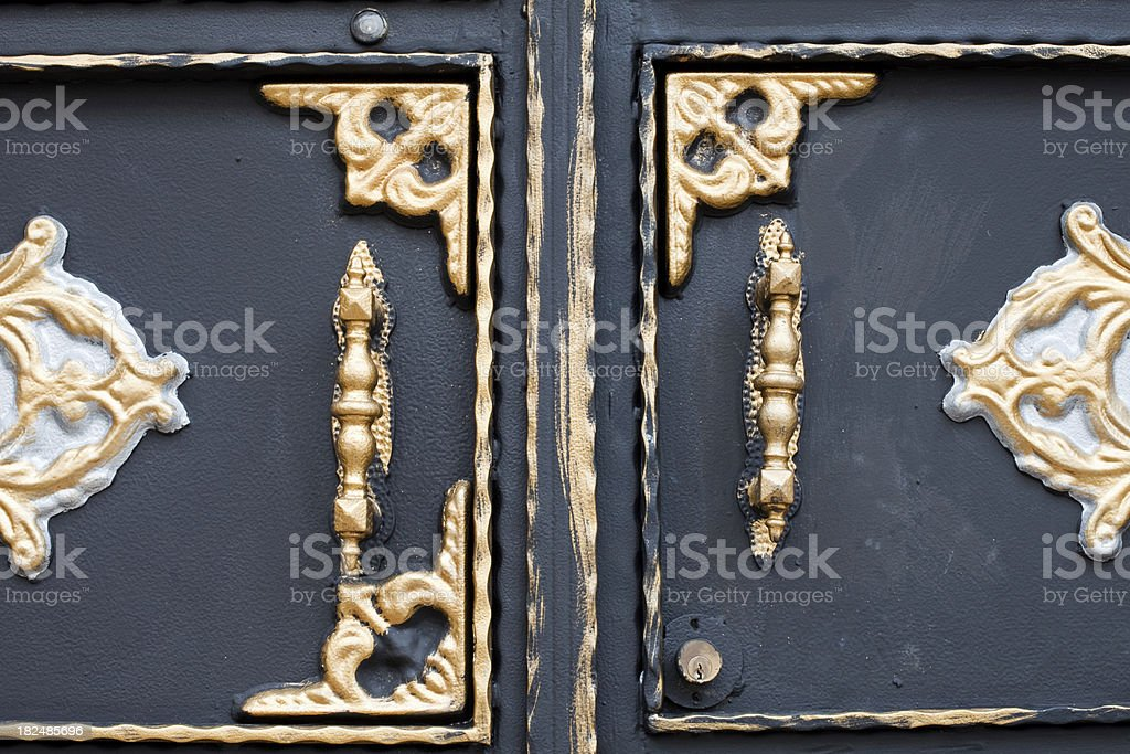 Enterence Door royalty-free stock photo