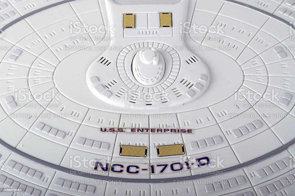 Enterprise Disk royalty-free stock photo