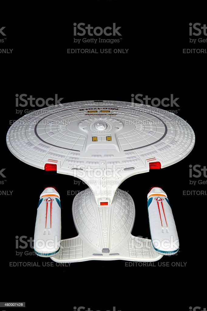 Enterprise of the Future stock photo