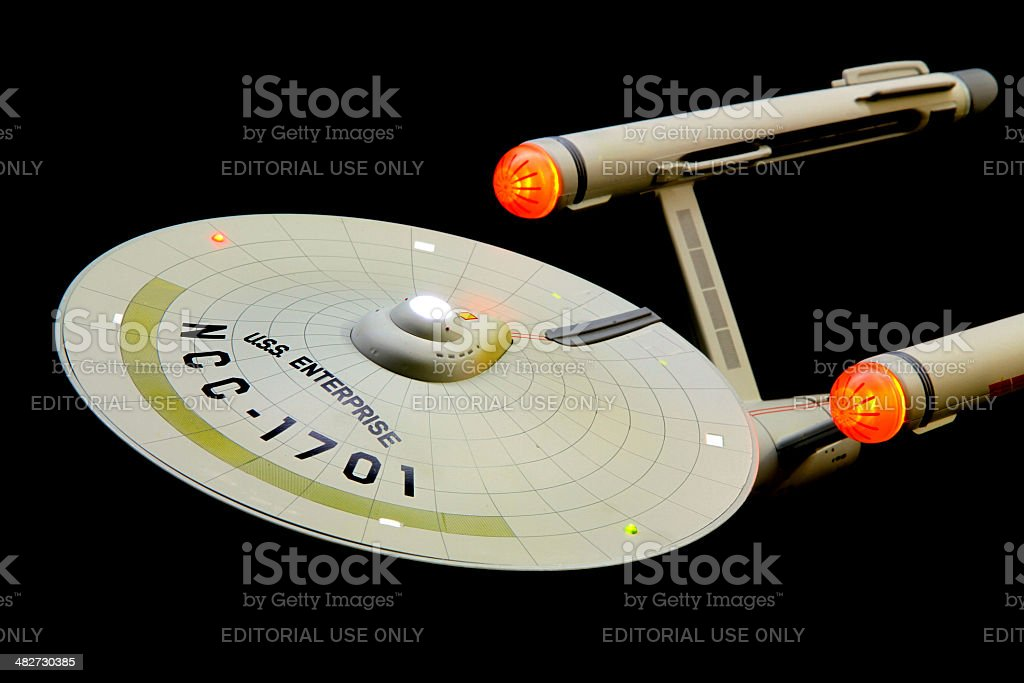 Enterprise Rising stock photo