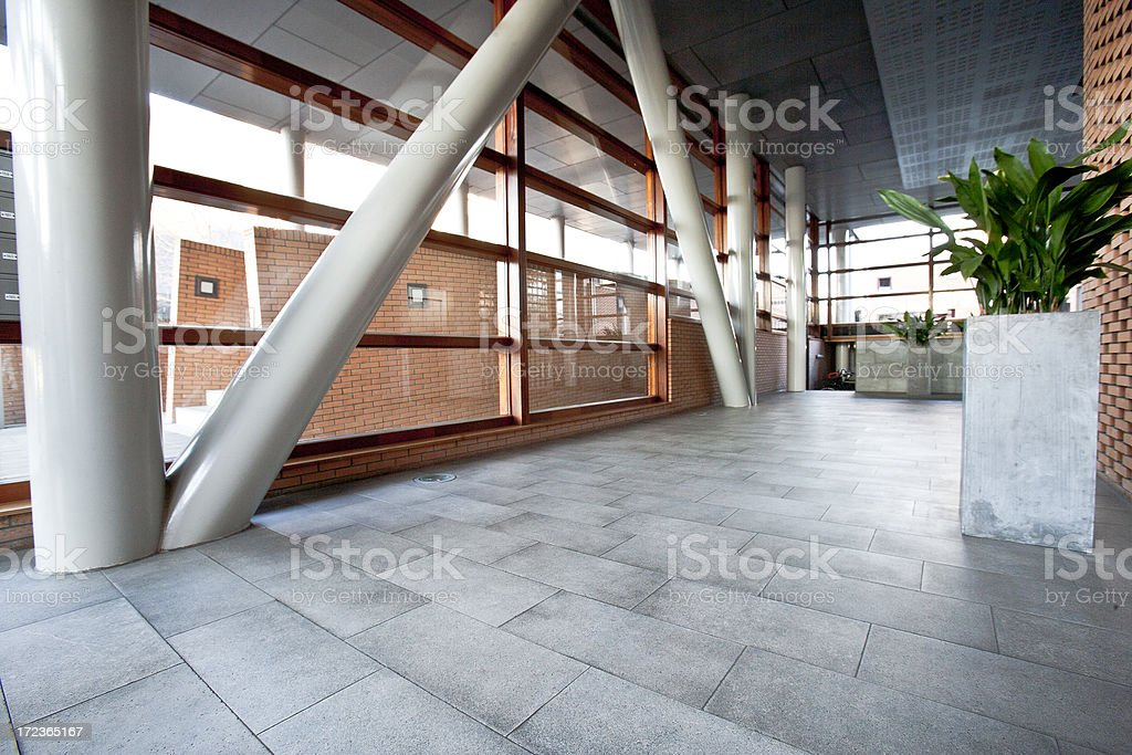 Entrance Hall royalty-free stock photo