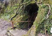Entrance to Hobbit Cave