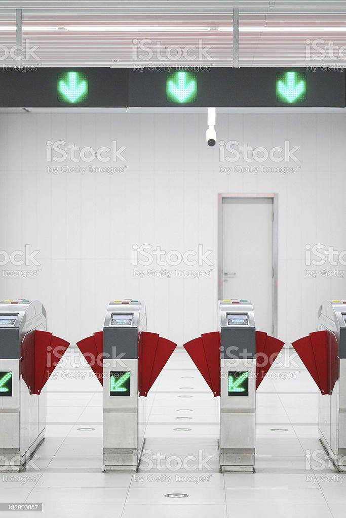 Entrance - XLarge stock photo