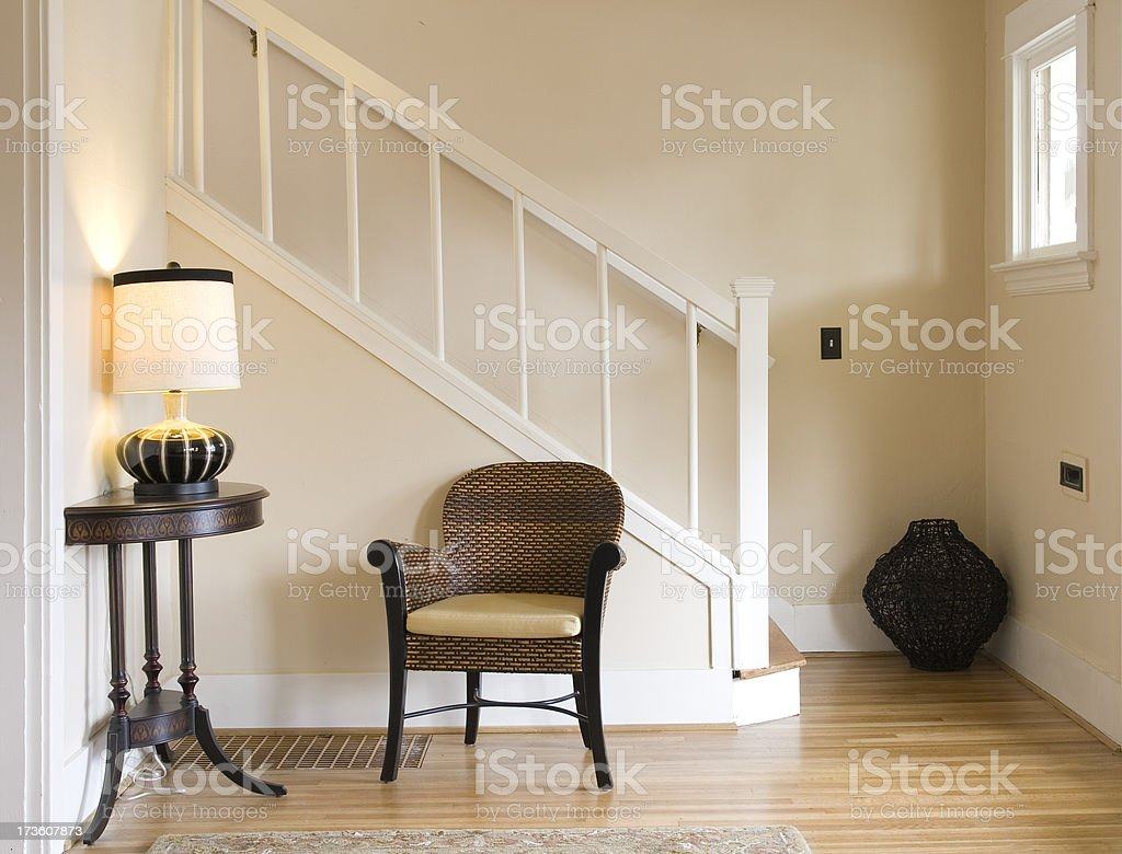 Entryway royalty-free stock photo