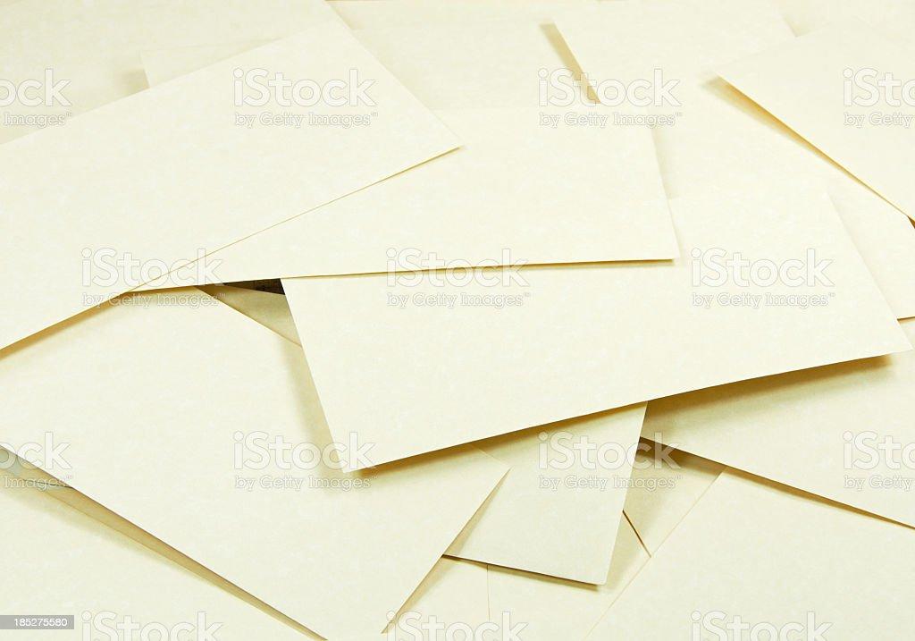 Envelope Background stock photo