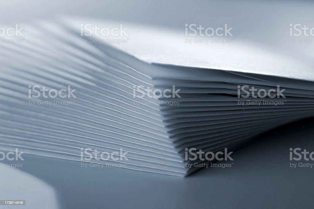 Envelopes royalty-free stock photo