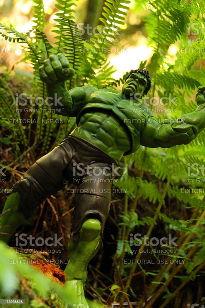 Enviromental Rage stock photo