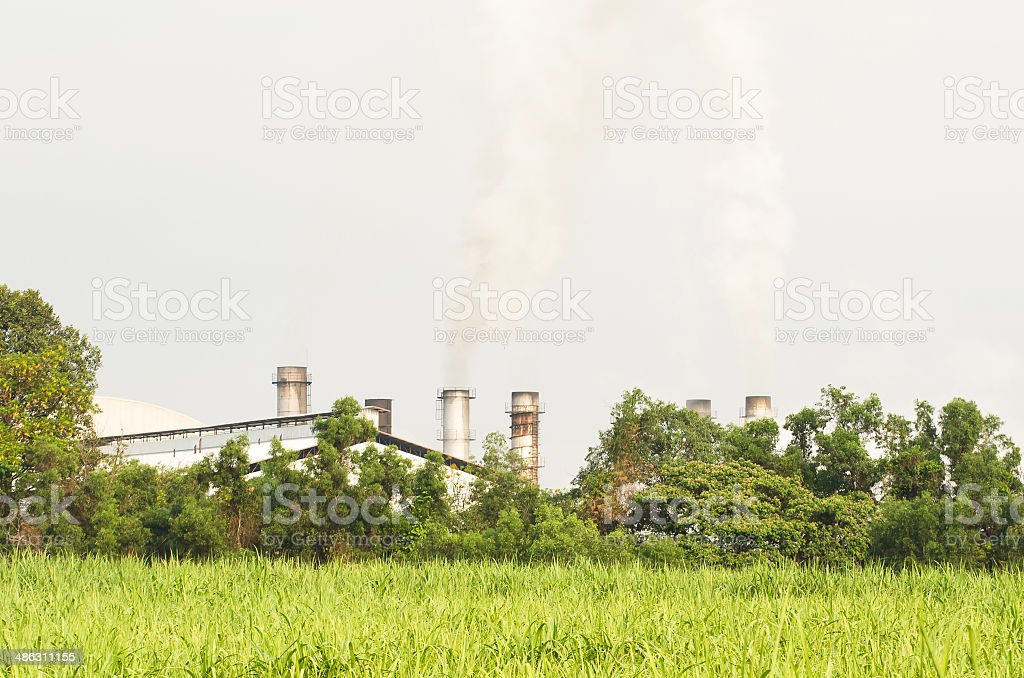 Environment and Air Pollution stock photo