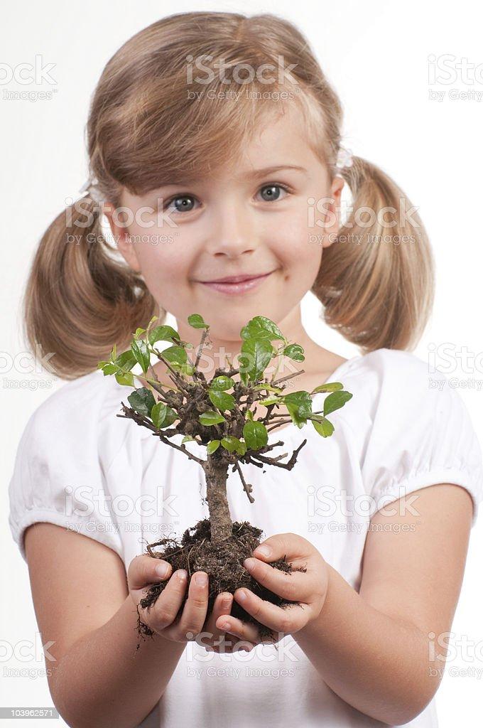 Environment care royalty-free stock photo