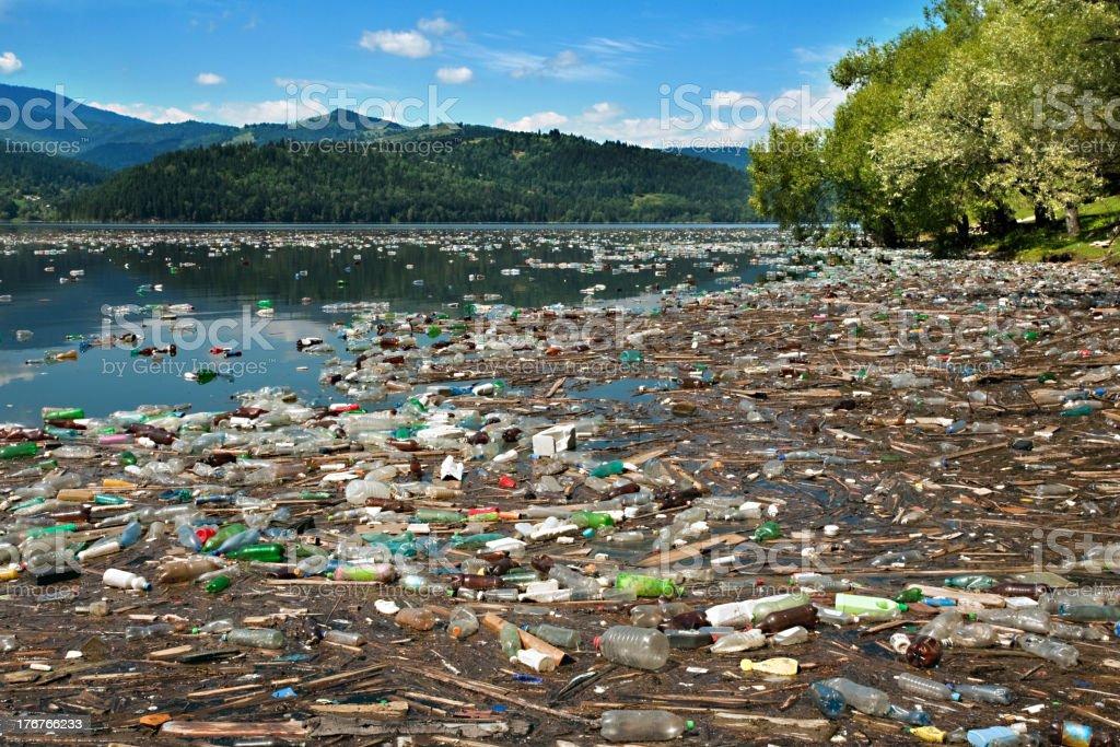 environment destruction stock photo