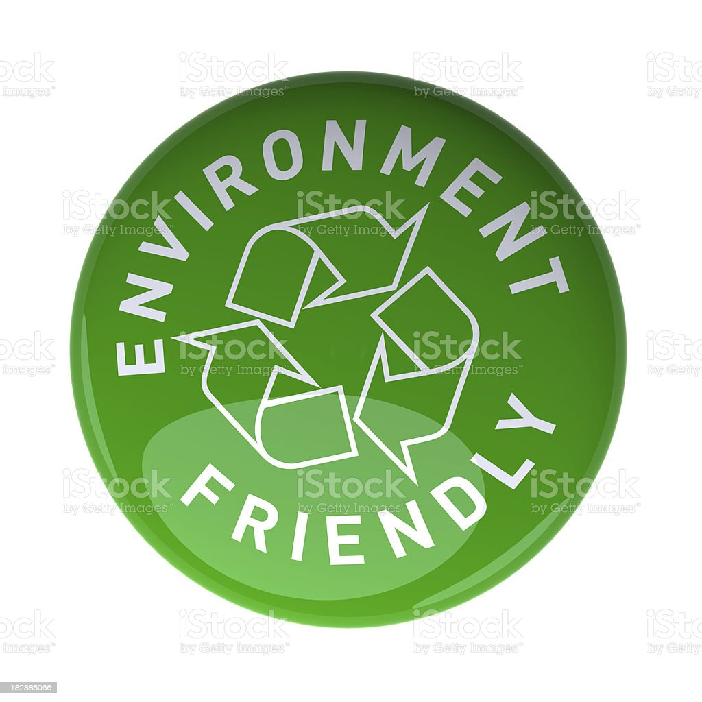Environment Friendly royalty-free stock photo