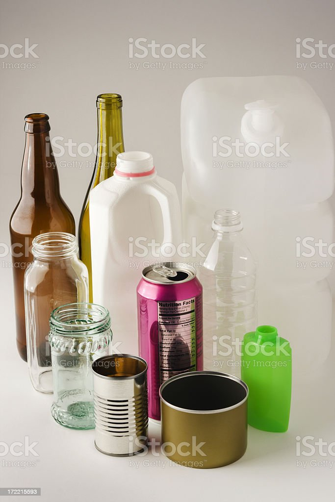 Environmental Recycling Vt royalty-free stock photo