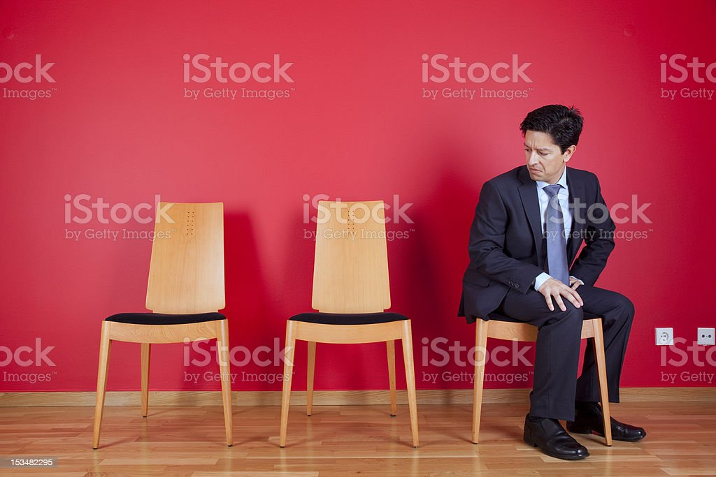 Envy behavior royalty-free stock photo