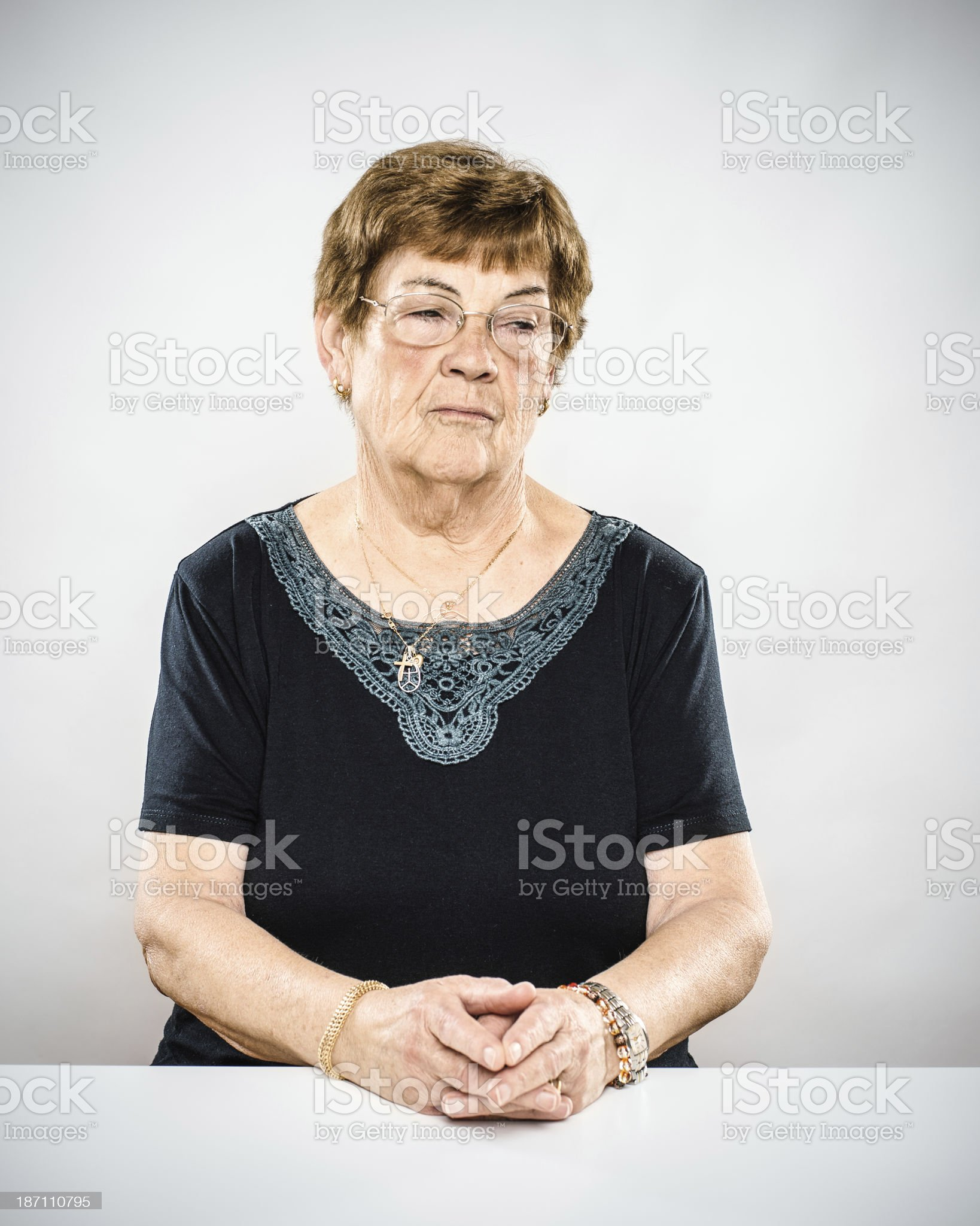 Envy royalty-free stock photo