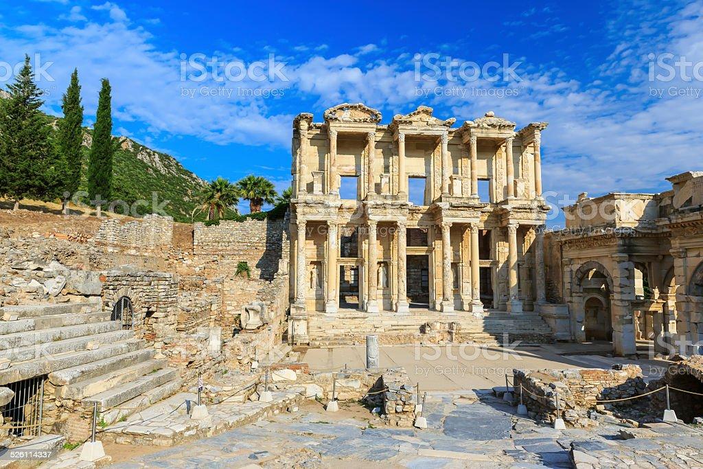 Epesus, Turkey stock photo