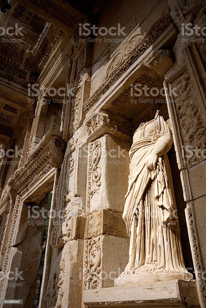 Ephesus, Turkey royalty-free stock photo
