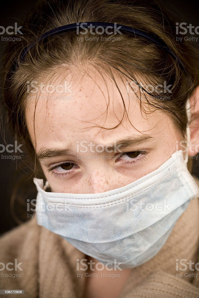 Epidemic Series royalty-free stock photo