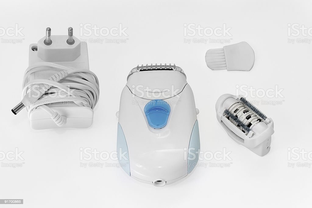 Epilator photo libre de droits