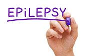 Epilepsy Purple Marker