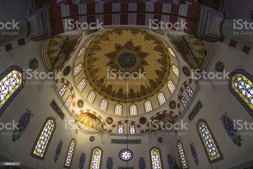 ?epsefa Hatun Mosque royalty-free stock photo