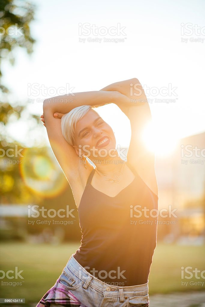 Equal rights for all people stock photo