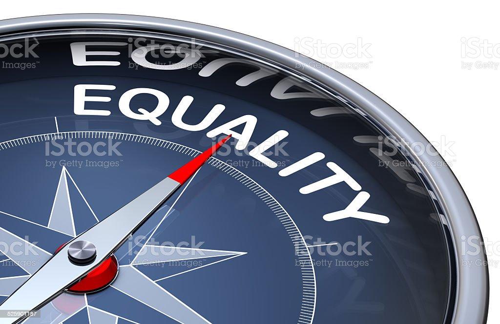 equality stock photo