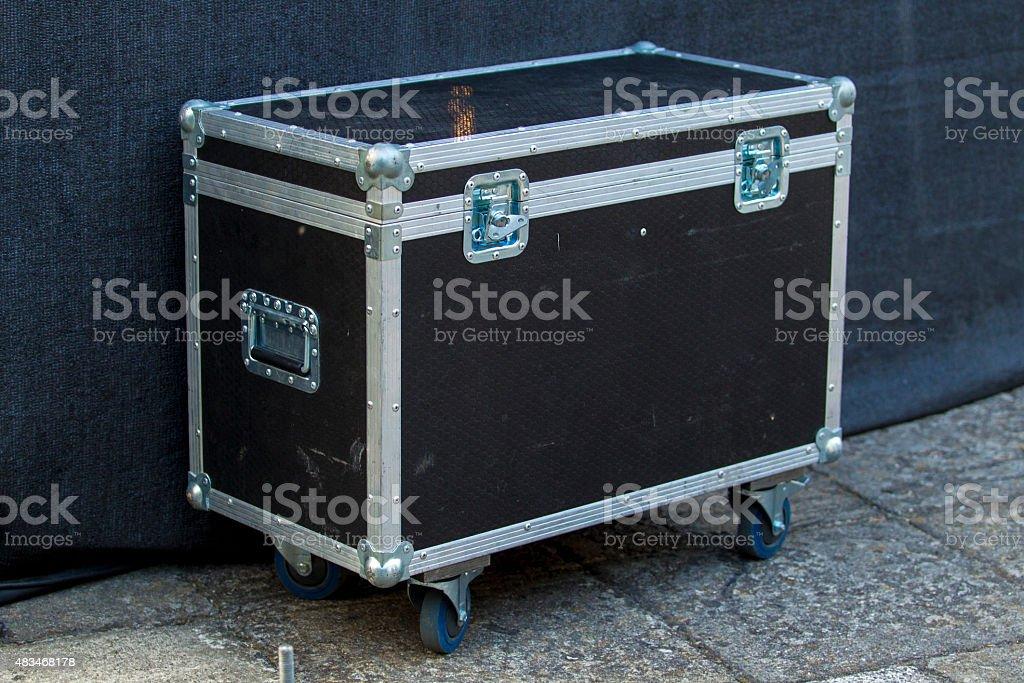 Equipment Box stock photo