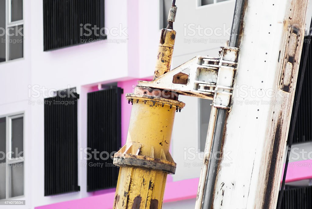 equipment heavy industry tool stock photo