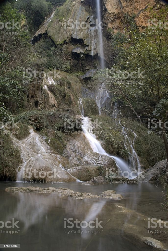 'Erawan National Park, Kanchanaburi Province' stock photo