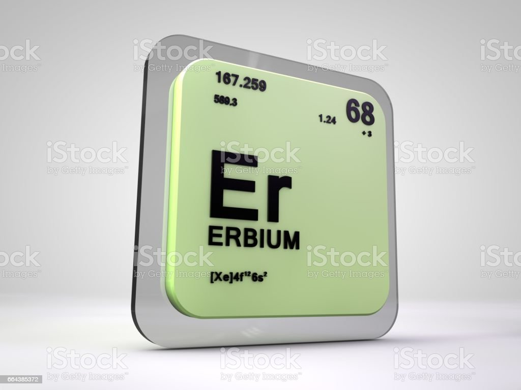 Er element periodic table images periodic table images er element periodic table choice image periodic table images erbium er chemical element periodic table 3d gamestrikefo Image collections