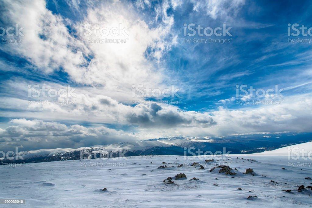 Ergaki stock photo