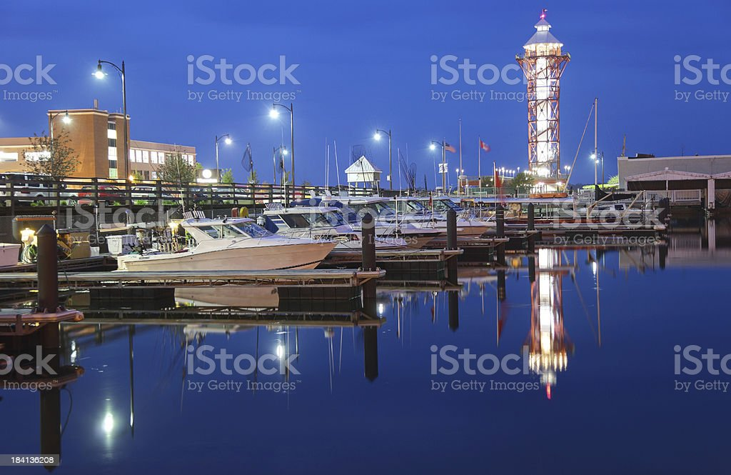 Erie, Pennsylvania stock photo
