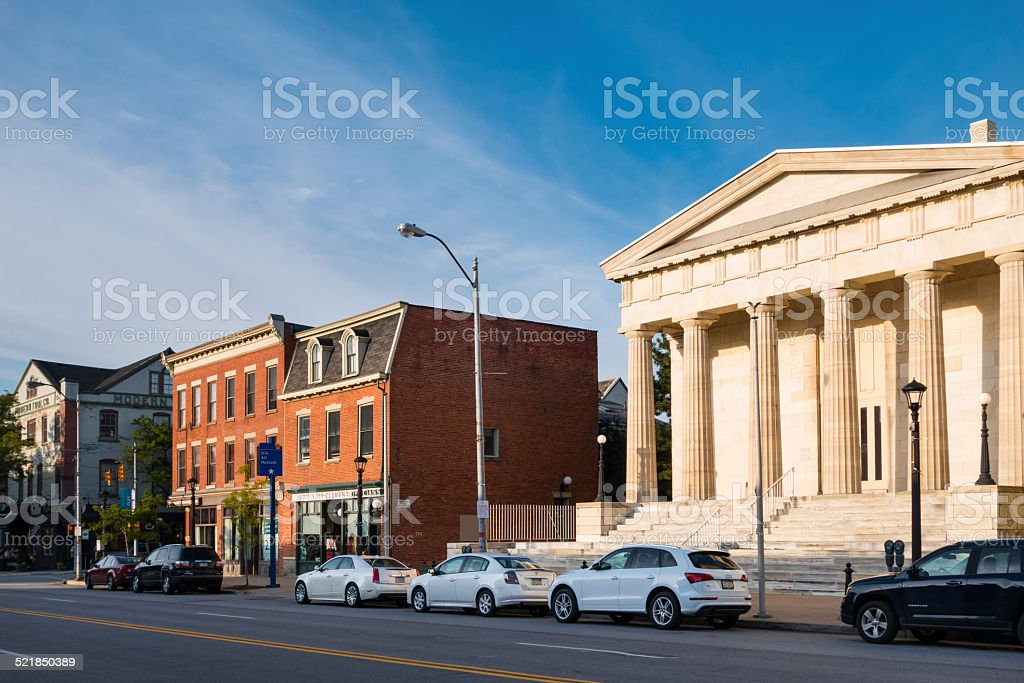 Erie, Pennsylvania, USA stock photo