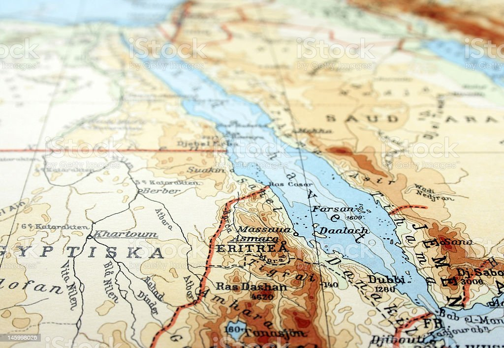 Eritrea stock photo