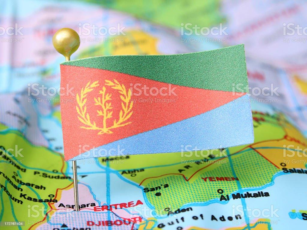 Eritrea royalty-free stock photo