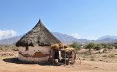 Eritrea, Traditional African Hut