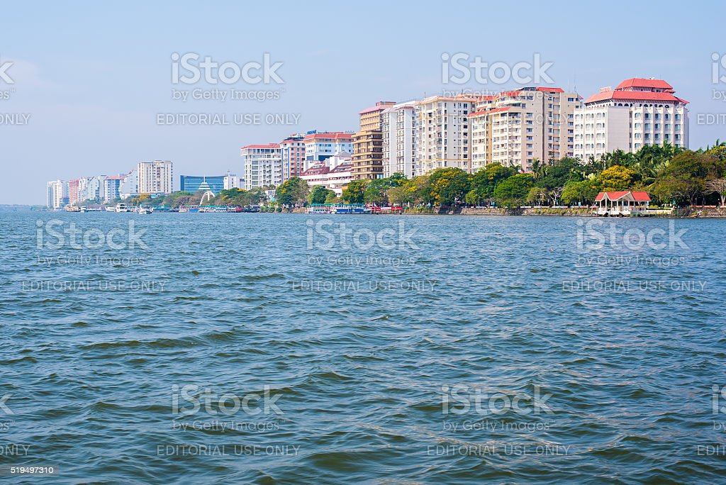 Ernakulam stock photo