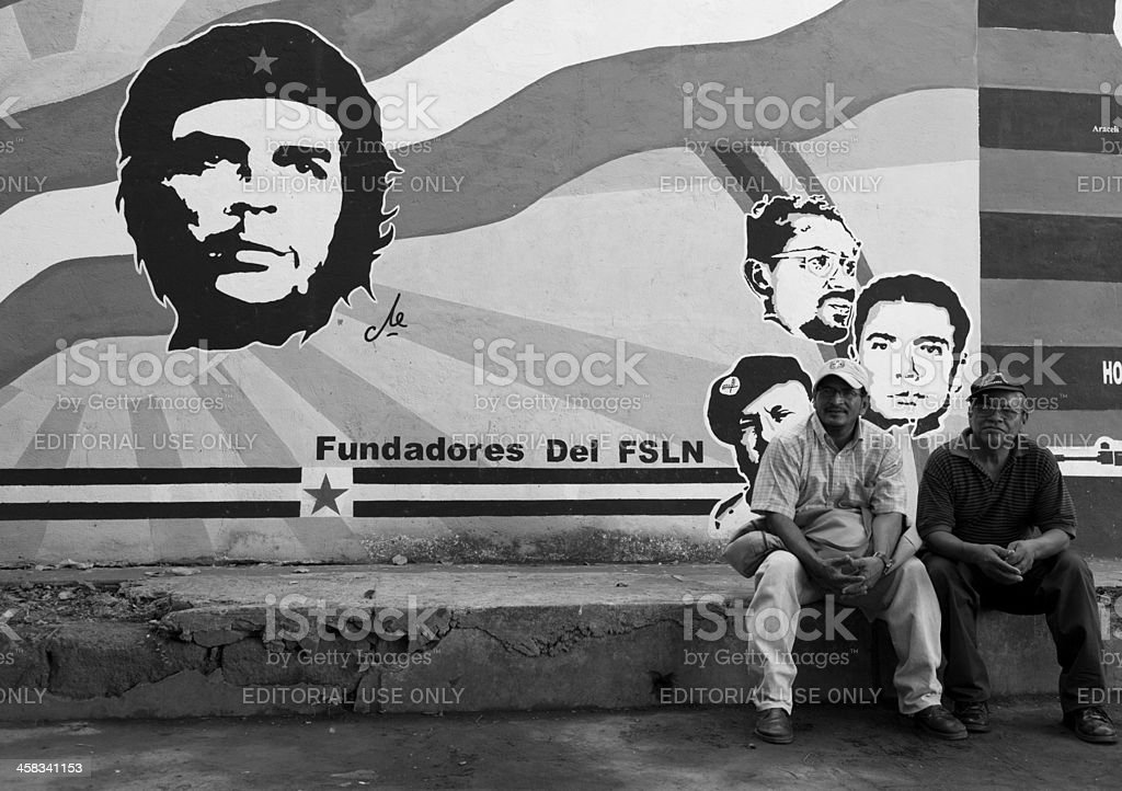 Ernesto Che Guevara stock photo