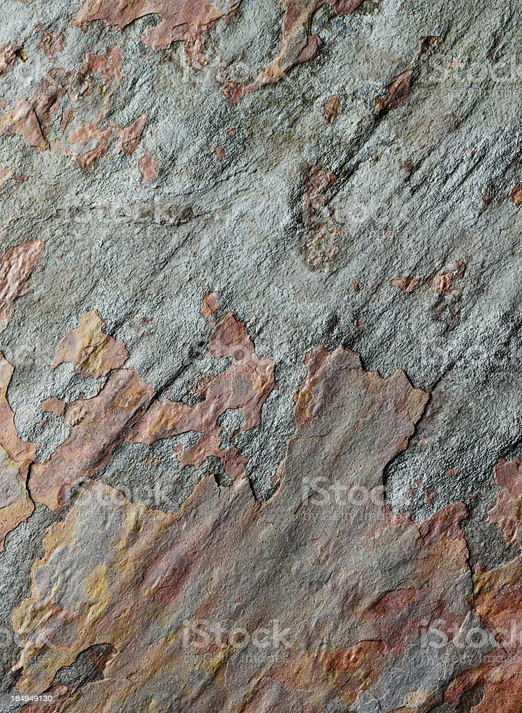Eroded Slate Background - XXXL royalty-free stock photo