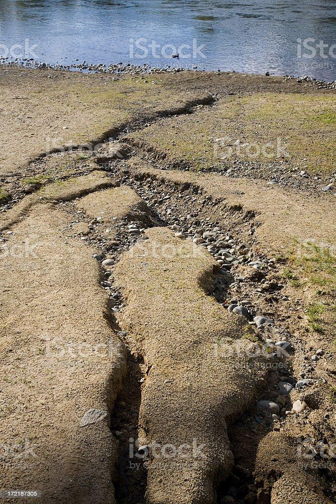 Erosion stock photo